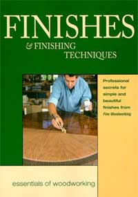 Finishes & Finishing for Wood Furniture