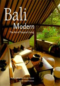 What marks out Bali Modern: The Art of Tropical Living as a book of ...