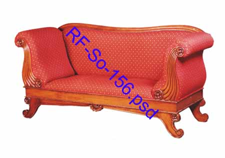 Upholstered Chairs on Up   Italian Living Room Sofas