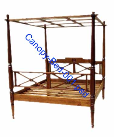 Canopy Bed Tops | Beso.com