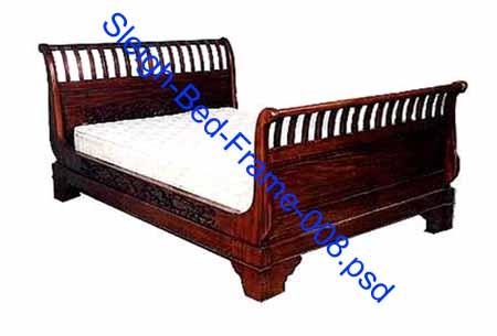 sleigh bed frame - Slay Bed Frame