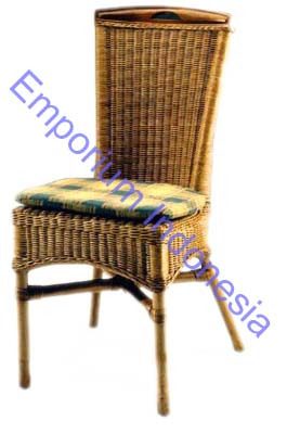 Thomasville Cane Back Dining Chairs